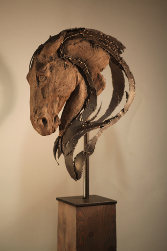 Jenny JACOTTET - Escultura - Hercule