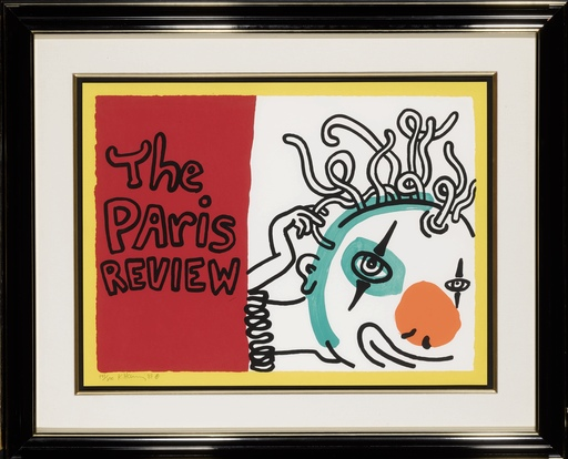 Keith HARING - Estampe-Multiple - The Paris Review