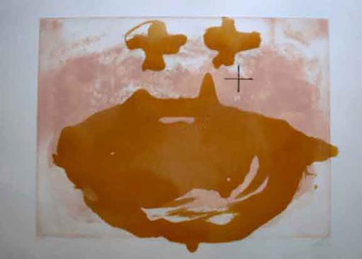 Antoni TAPIES - Print-Multiple - Gran Laca 1