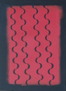 Harry BARTLETT FENNEY - Painting - tread