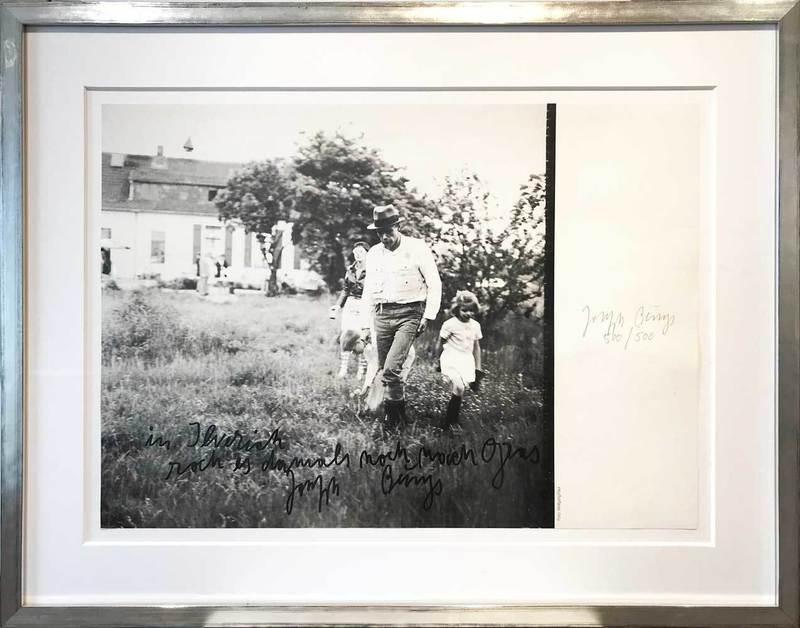 Joseph BEUYS - Print-Multiple - In Ilverich roch es damals noch nach Gras