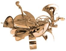 Fernandez ARMAN - Skulptur Volumen - Senza Titolo