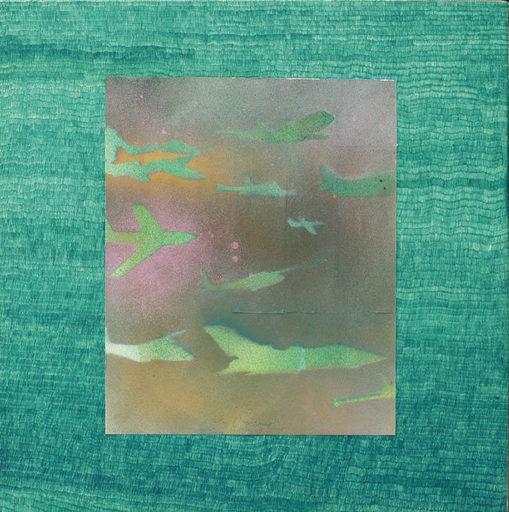 Alighiero BOETTI - Drawing-Watercolor - Senza titolo