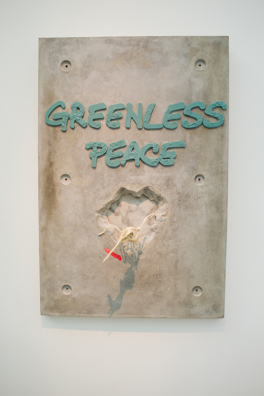 SIMPLE THINGS - Sculpture-Volume - Greenless Peace