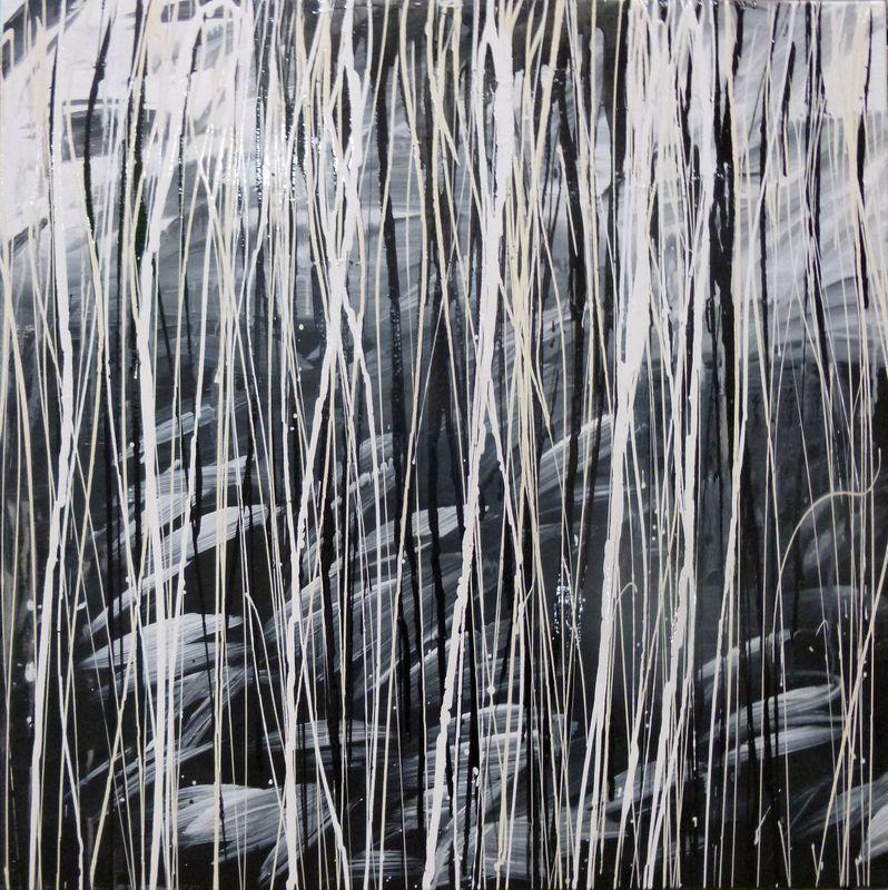 Marie Edmée SEGUIN - Painting - Foret vierge