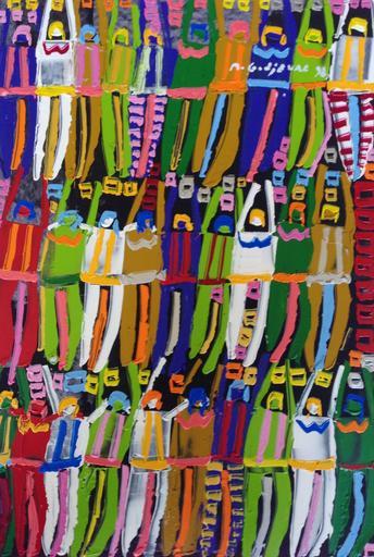 Michel GODJEVAC - Pintura