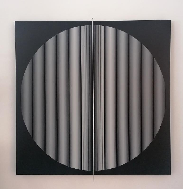 Dario PEREZ FLORES - Painting - Prochromatique n°1117