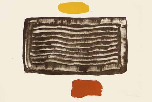 Joan HERNANDEZ PIJUAN - 版画 - Colors per un Paisatge