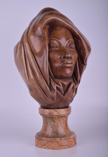 Jean-Léon GÉROME - Sculpture-Volume - Bust