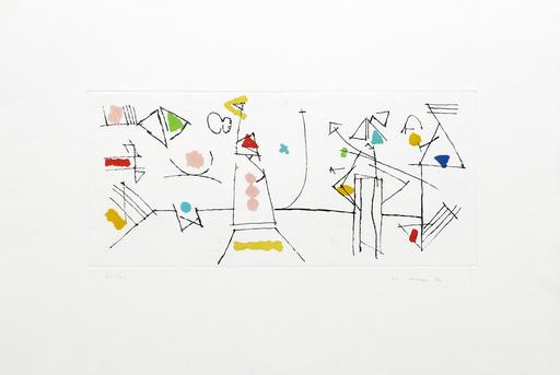 Manuel HERNÁNDEZ MOMPO - Print-Multiple - Sin Título