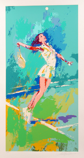 LeRoy NEIMAN - Print-Multiple - Sweet Serve