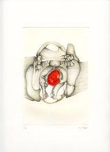 Fred DEUX - Print-Multiple - GRAVURE 2005 SIGNÉE AU CRAYON NUM/31 HANDSIGNED NUMB ETCHING