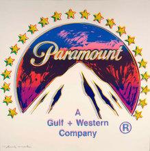 安迪·沃霍尔 - 版画 - Paramount (FS II.352)