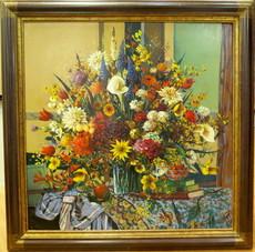 Robert VERNET-BONFORT - Painting -  Nature Morte