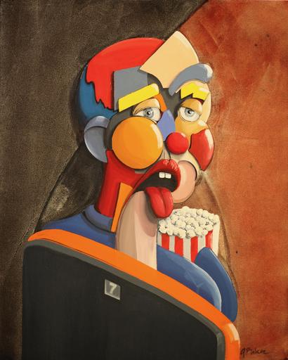 Ghazi BAKER - Gemälde - Watching Lalaland