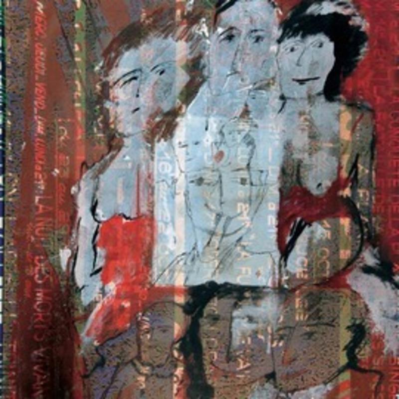 Zvi MILSHTEIN - Painting - Les alcooliques anonymes