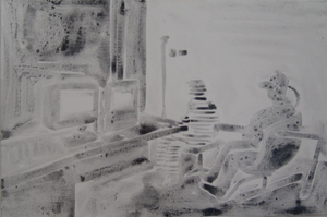 Pierluigi PUSOLE - Peinture - Senza titolo