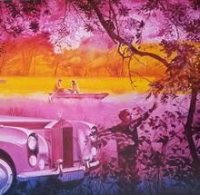 Jacques MONORY - Print-Multiple - Rolls Royce
