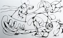 Joan MIRO - Print-Multiple - Father Ubu's Sleep I, from: Series for King Ubu