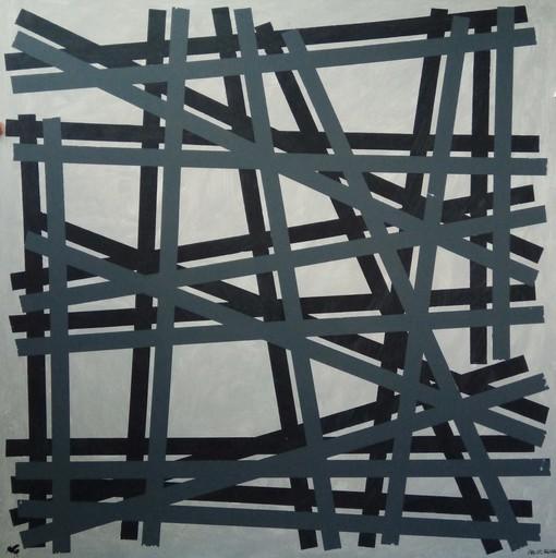 Harry BARTLETT FENNEY - Pittura - steel