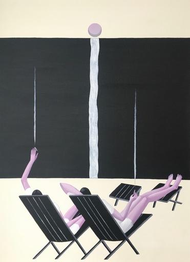 Sonya KOBOZEVA - Painting - Resort