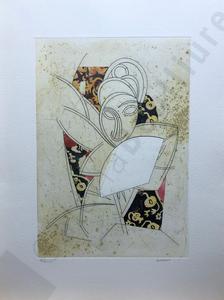 Manolo VALDÉS - Druckgrafik-Multiple - El cubismo como pretexto