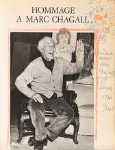 Marc CHAGALL - Dessin-Aquarelle - Untitled