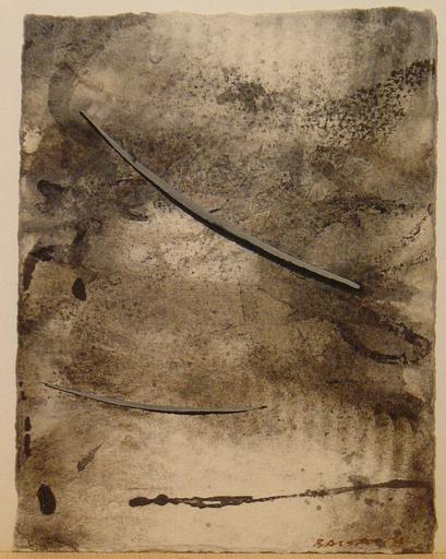 Julius BALTAZAR - Drawing-Watercolor - Composition