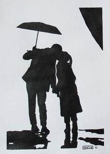 Daniele FRATINI - Painting - Apoteosi