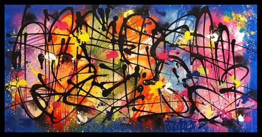NEBAY - Pintura - Sing Sing And Swing