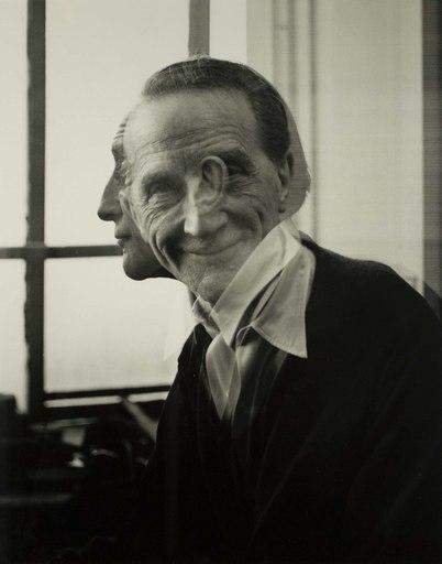 Victor OBSATZ - Photo - Duchamp surimpression