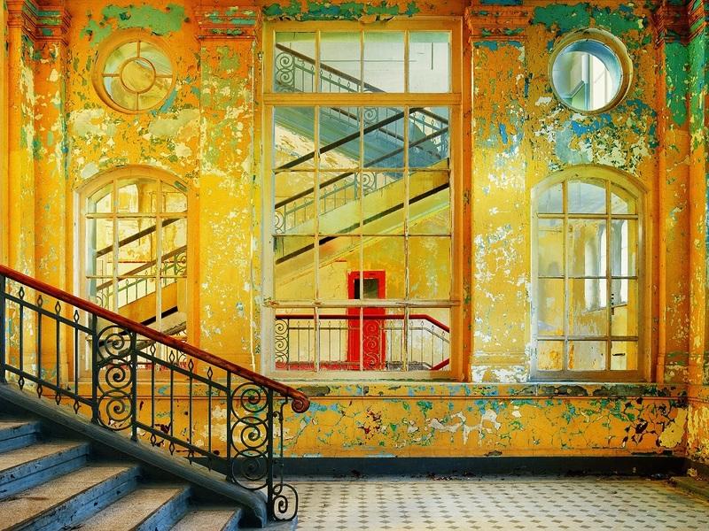 Hassan J. RICHTER - Fotografia - Die rote Tür