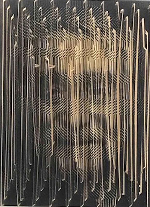 Ilse HAIDER - Pintura - Jesus Rafael Soto
