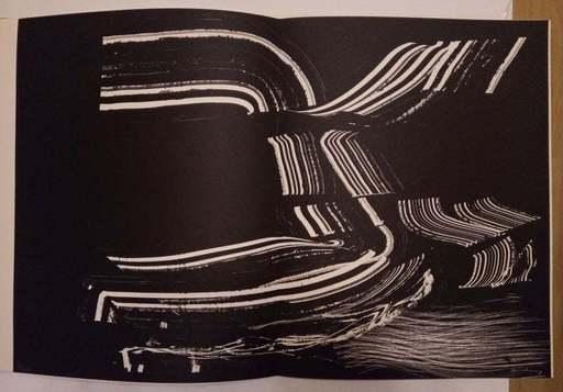 Hans HARTUNG - Stampa-Multiplo - Farandole 12