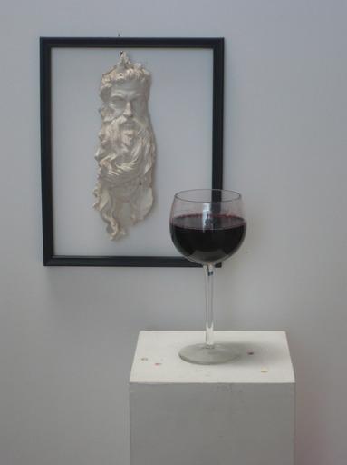 Hovik KOCHINIAN - Pittura - Dedicated Michelangelo