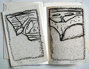 Pierre ALECHINSKY - Print-Multiple - L'Epreuve