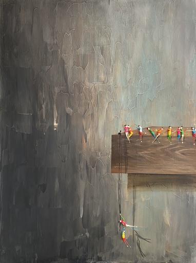Eka PERADZE - Gemälde - Freedom