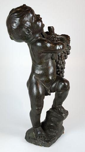Valmore GEMIGNANI - Sculpture-Volume - Bacco