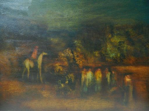 Carl VIGENER - Pintura - PAYSAGE - LANDSCHAFT