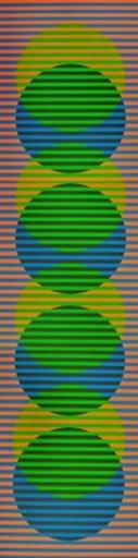 Carlos CRUZ-DIEZ - Print-Multiple - Sitges 4