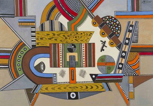 Georges TERZIAN - Peinture - Untitled