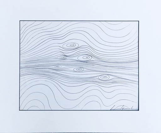 Bernard QUENTIN - Dessin-Aquarelle - composition electronique