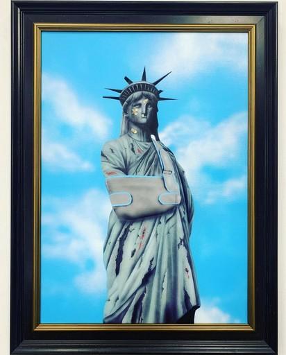 ONEMIZER - Peinture - Liberté Chérie