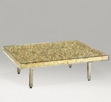 Yves KLEIN - Sculpture-Volume - table or
