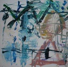 Djoka IVACKOVIC - Peinture - Untitled