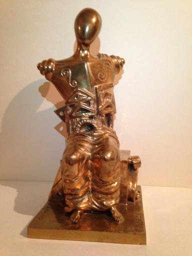 Giorgio DE CHIRICO - Sculpture-Volume - Aiace