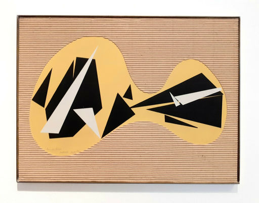 Bruno MUNARI - Estampe-Multiple - Arpeggiando