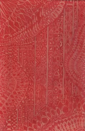 Carlo VANCHIERI - 绘画 - Rosso D.