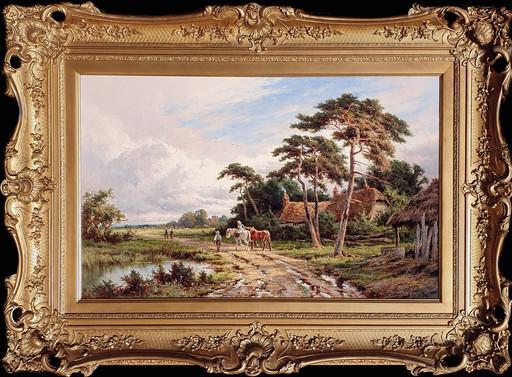 Henry H. PARKER - Peinture - Homeward Bound