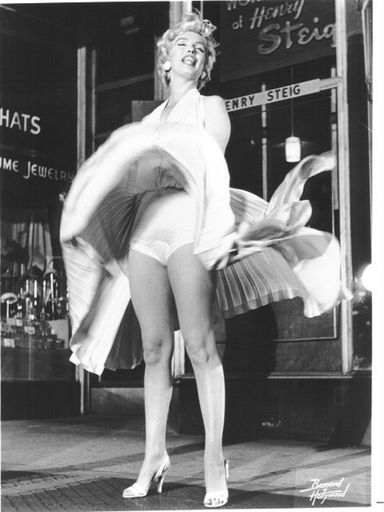 Bruno BERNARD - Fotografie - Marilyn Monroe